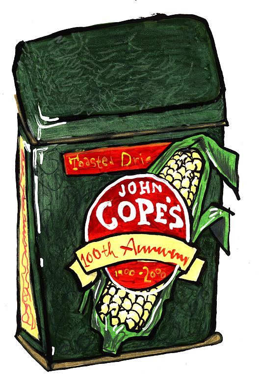 Pennsylvania Dutch Dried Corn