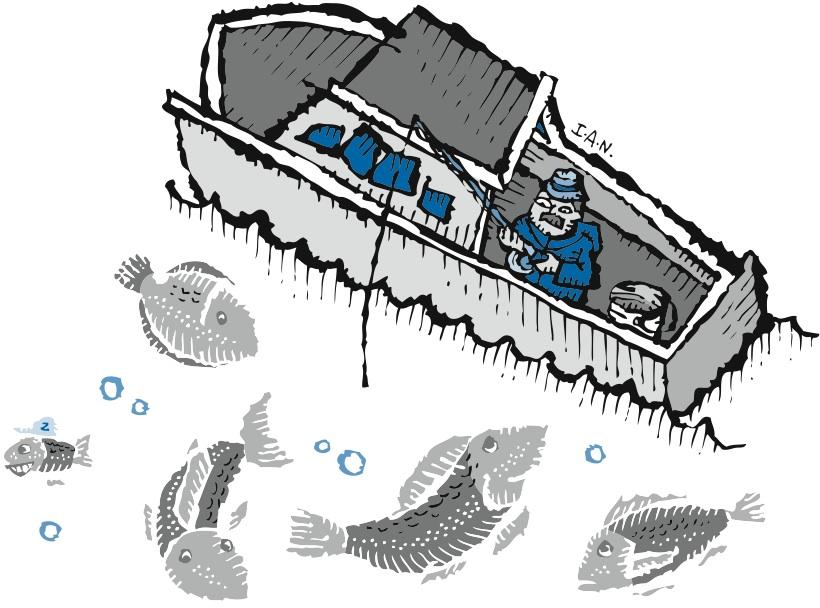 fishing boat 3005U