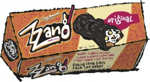 Zzang! Candy Bars in O Magazine