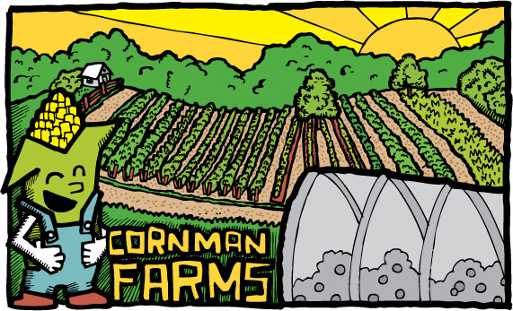 Summer Harvest Dinner Featuring Cornman Farms