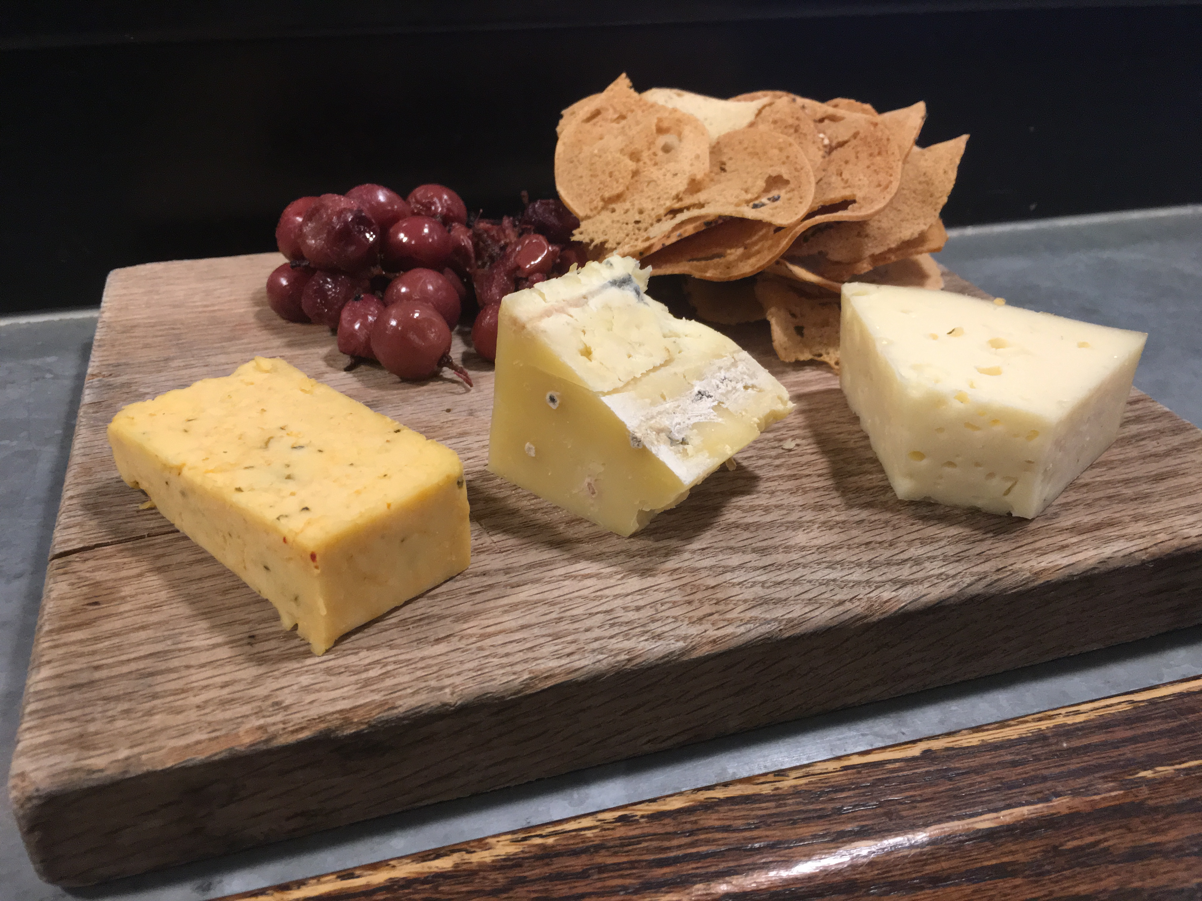 Kenny's Farmhouse: Where Sweet Dreams are Made of Cheese