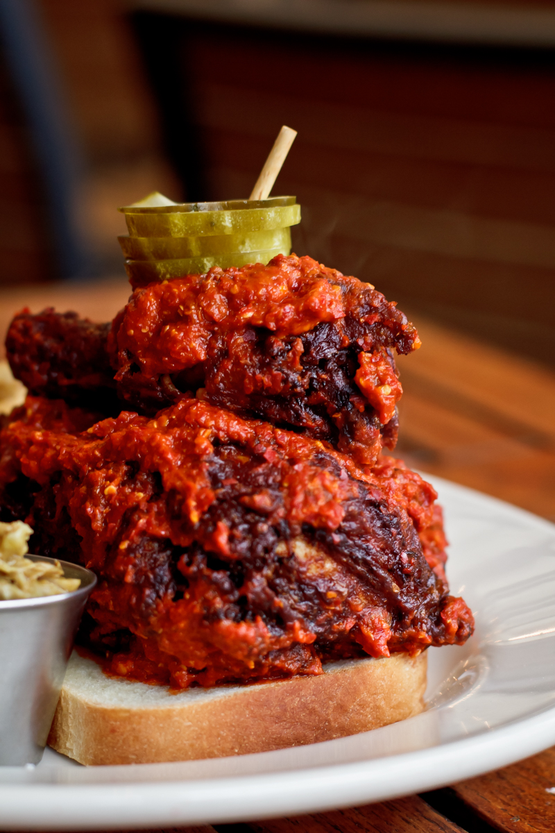 Nashville Hot Chicken: The Roadhouse Fans the Flame on a Classic