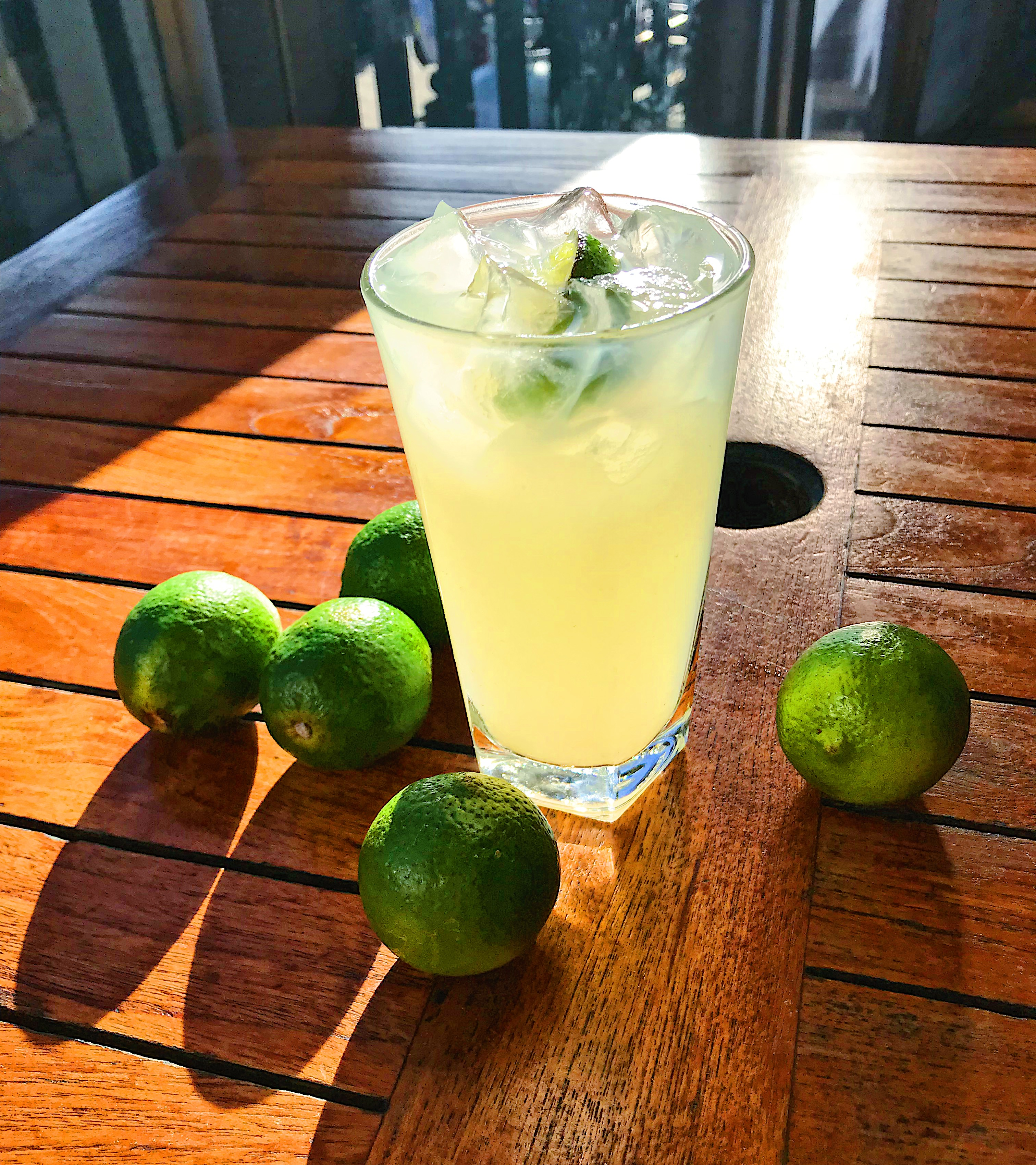 Limeade: The Roadhouse has a New Squeeze