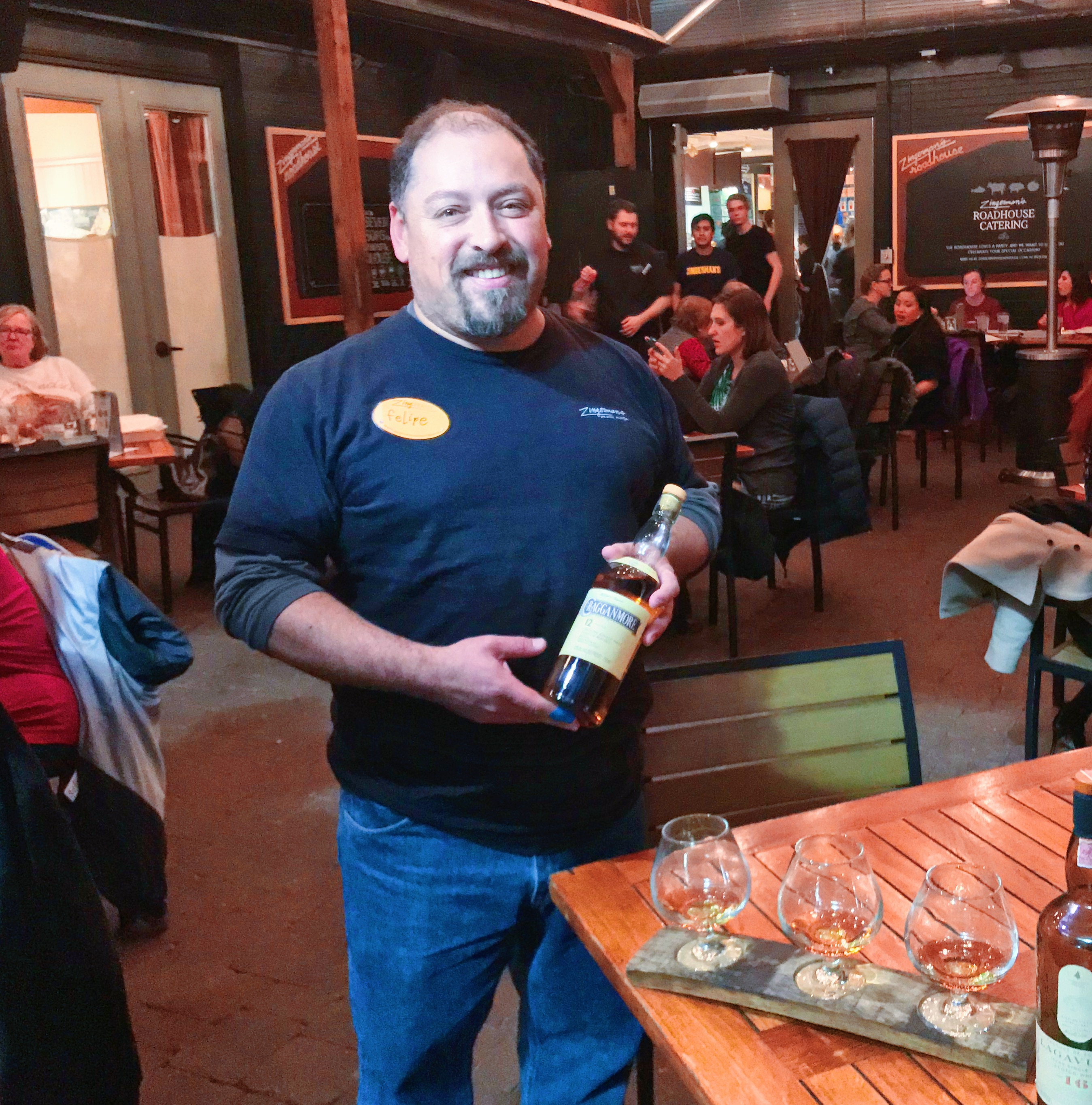 Sunlight in a Glass: Scotch Whisky at the Roadhouse