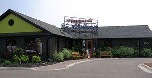 Exterior photo of Zingerman's Roadhouse.