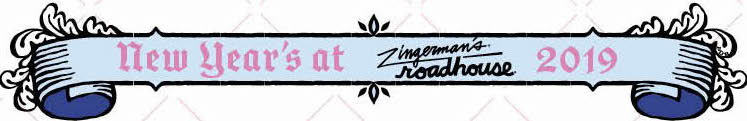 New year's 2019 at Zingerman's Roadhouse.
