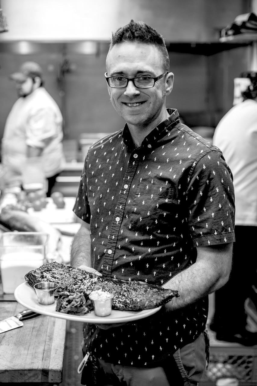 Bob Bennett Feature Head Chef Image