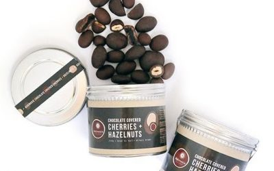 Chocolate Covered Cherries & Hazelnuts from Shawn Askinosie