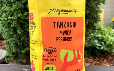 Tanzanian Coffee from Zingerman's Coffee Company