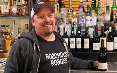 Meet the Roadhouse's Wine List