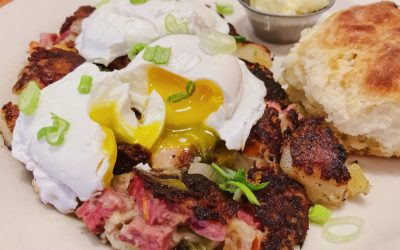 Come by for Some Corned Beef Hash